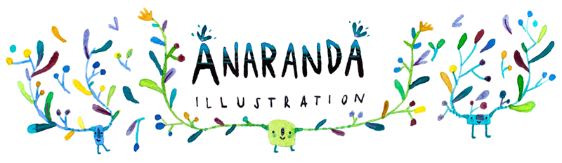 Anaranda Illustration – Blog