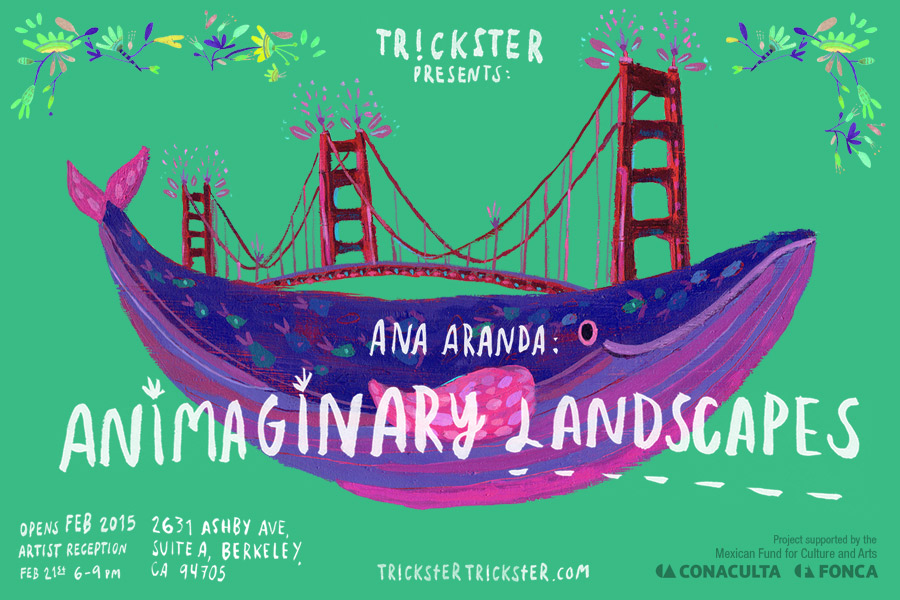 Animaginary-Landsc-Postcard