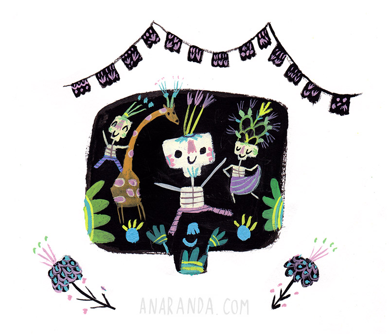 Book Announcement: Day of the Dead!